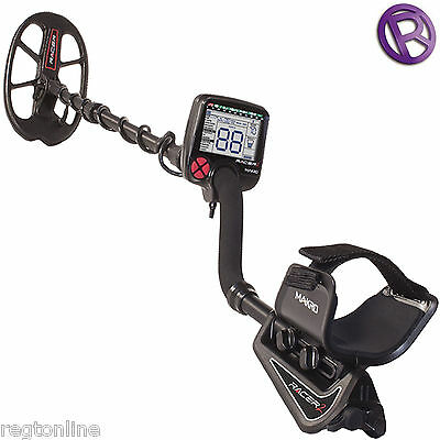 Makro Racer 2 Metal Detector with Special Offer Pack