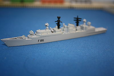 HMS Campbeltown F86 Triang Minic Ships Type 22 unboxed