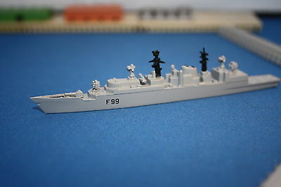 HMS Cornwall F99 Triang Minic Ships Type 22 unboxed