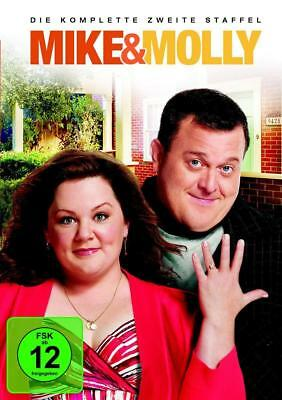 Mike & Molly - Staffel 2 (2013) - DVD - NEU - OVP