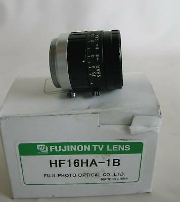 Fujinon HF16HA-1B TV Lens 16 mm new