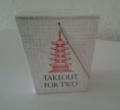 Take Out For Two Chinese Dinner Mega Mini Kit