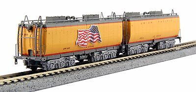 N-Gauge - Kato - Union Pacific Water Tender 2 Car Set
