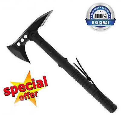 2017 Tactical Axe Tomahawk Army Outdoor Hunting Camping Survival Machete Axes