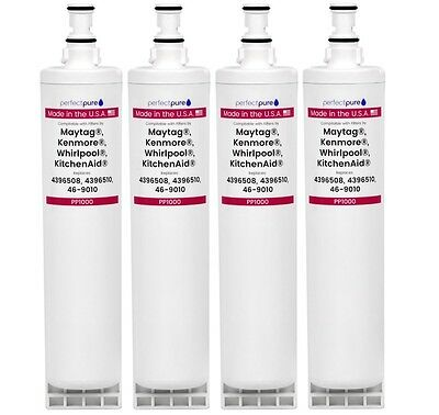 46-9010 3X PerfectPure Water Filter Made in the USA to replace 4396508 4396510