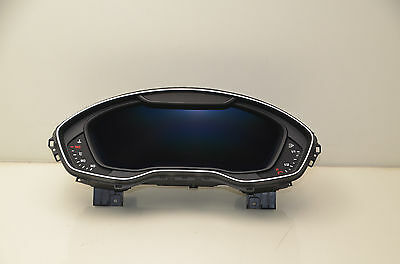 Audi A4 S4 8W B9 Virtuelles LED Kombiinstrument 8W5920790B Virtual Display Speed