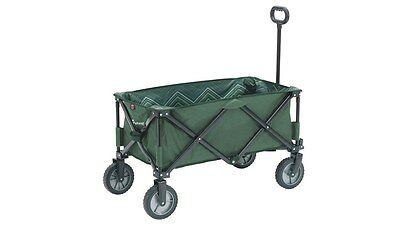 Outwell Cancun Transporter Camping Trolley - Green -