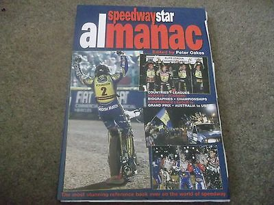 Speedway Star Almanac 2006 Yearbook And Who's Who By Peter Oakes