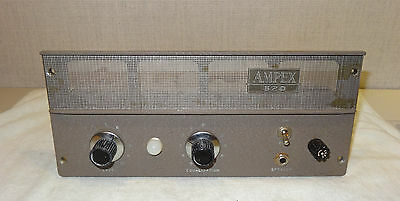 Ampex 620 6V6 push pull amplifier for guitar amplifier project #2