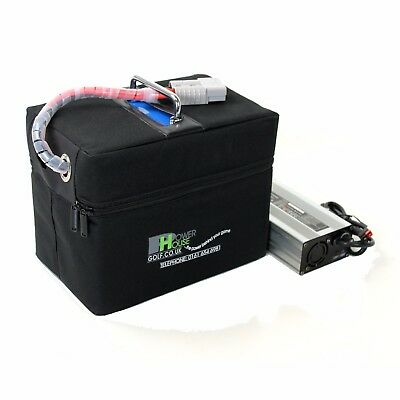 Battery - 24v 45ah Lithium inc. Charger