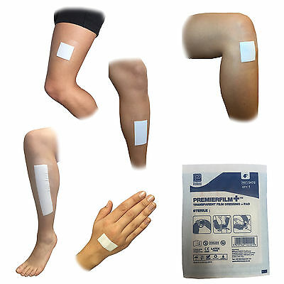 Premierfilm Washproof Transparent Invisible Sterile Adhesive Wound Cut Dressings
