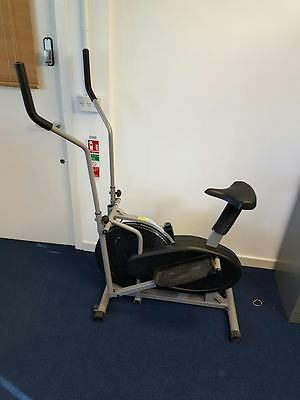 ELLIPTICAL EXERCISE FITNESS CROSS TRAINER ef-x900
