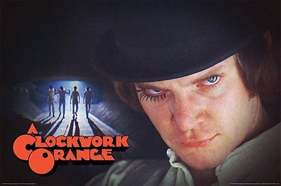 A Clockwork Orange- Alex & The Roogs Poster 24 x 36in