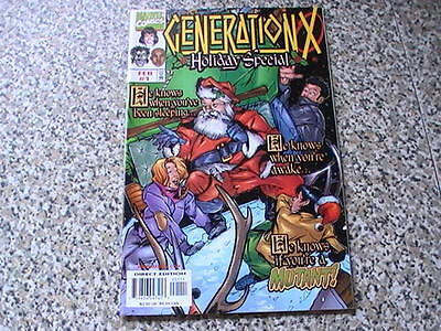 Generation X  Holiday Special # 1