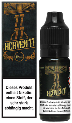 1111 Heaven 11 by Dinner Lady 10ml Premium Liquid
