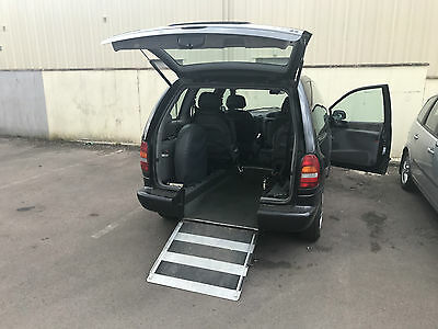 chrysler grand voyager Wheelchair access disabled mobility accessible