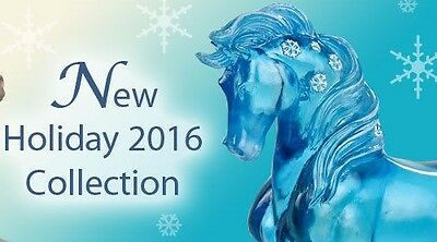 Trail Of Painted Ponies - Holiday 2016 Figurine - Snow Queen  - 1E