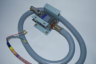 Honeywell Heavy Industrial Limit Switch 1LS1-4C 10A 500V with Roller Arm / Cable