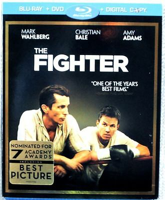 The Fighter Blu-Ray Movie
