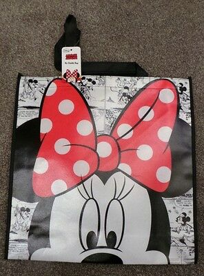 Disney Minnie Mouse Re-useable Bag New with Tags