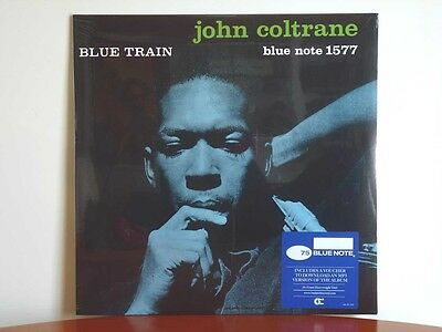 JOHN COLTRANE Blue Train - Blue Note - Universal BLP 1577 reissue