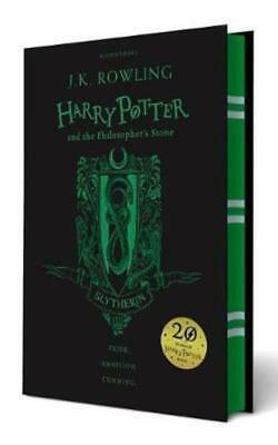 Harry Potter : 20th Anniversary House Editions Philosophers Stone - Slytherin