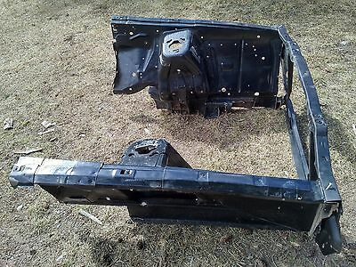 Mustang Full Shock Tower Assembly Driver and Passenger Side 1971 -1973