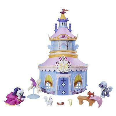 My Little Pony Friendship Is Magic Rarity Carousel Boutique Playset