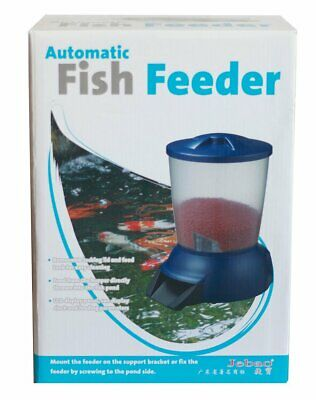 Jebao Automatic Programmable Pond Fish Feeder
