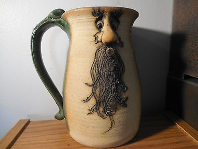 STONEWARE BEER MUG by Pite