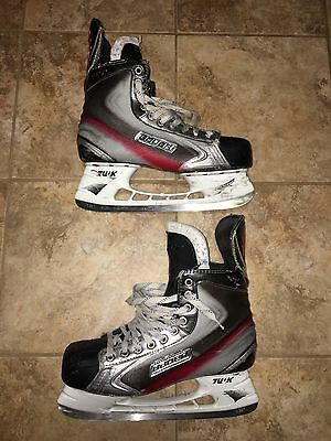 Pro Stock Pro Return Bauer X7.0 Skates Size 10D Made in Canada