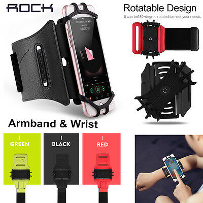Genuine Rock For Universal Phone Wrist /Armband Case Sports Running Exercise