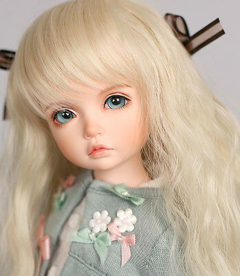 1/6 Bjd Doll Sweet BB Elin with Free Face Make UP+Free Eyes