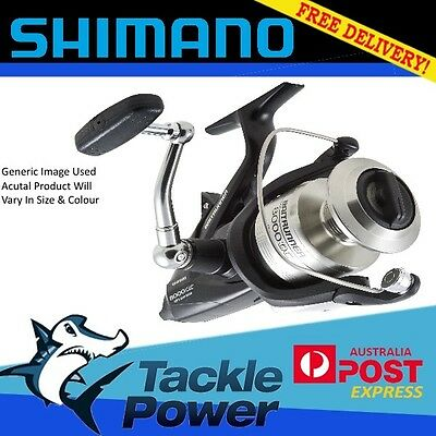 Shimano Baitrunner 8000 OC Spinning Fishing Reel Brand New! 10 Yr Warranty!