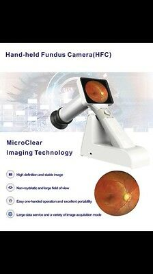 Hand held Retina Camera by microclear