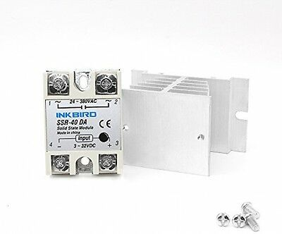 Inkbird ITC-106VH PID Temperature Thermostat Controllers, Fahrenheit and 100ACV