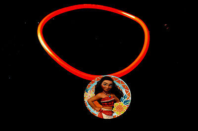 Moana  -8 Jelly Charm Bracelets -Party Favors Prizes bracelets-girls loot pinata