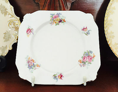 Paragon Fine China Square Side Plate
