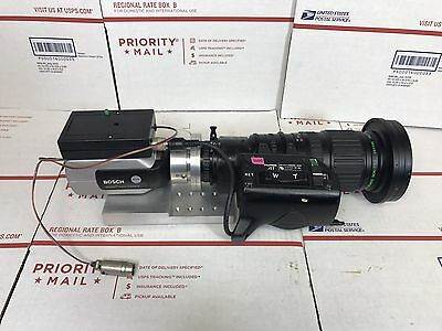 NASA S8.5x4.2BERD-R46 1:1.4/4.2 36mm Fujinon TV Zoom Lens And Camera