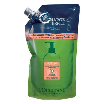 NEW L'Occitane Eco Aroma Repairing Conditioner Refill 500ml