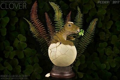 Rebor Club Selection - Clover The Hatchling Stegosaurus 1000 Worldwide Limited E