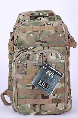 5.11 Tactical All Hazards Prime backpack Multicam New with tags