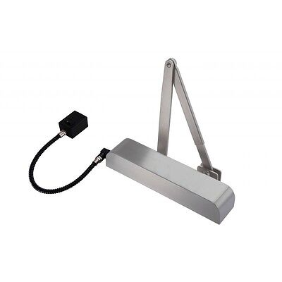 EXIDOR  Hold Open/Free Swing Door Closer,
