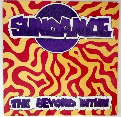 SUNDANCE The BEYOND Within (LP, Album) ACTIVE MINDS LOONY TUNES RECORDS PUNK