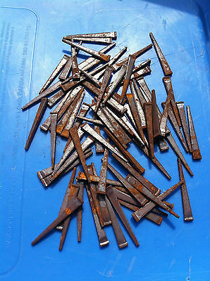 113 Vintage Horse Shoe Nails for Collector !!  2'' 5/8 inches long