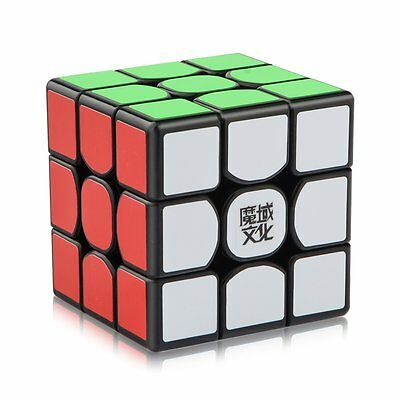 MoYu 3 layers WeiLong GTS Speed Cube Black | Authentic WeiLong GTS Magic Cube
