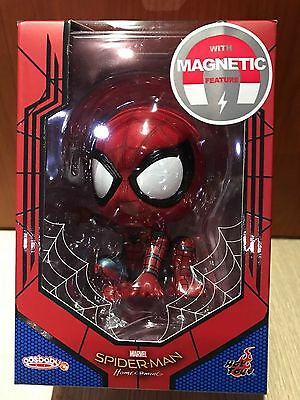 (In Stock) Hot Toys Spider man spiderman   Cosbaby  (Homecoming)