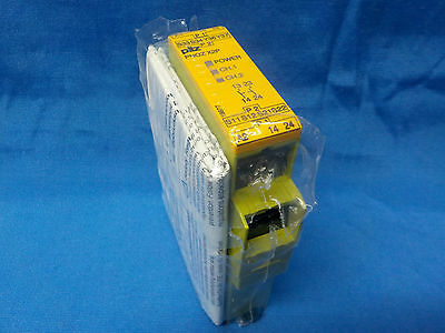 PILZ PNOZ X2P 777303, 397618, Safety Protection Relay