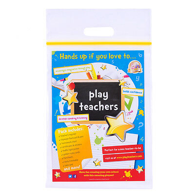 Play Teachers Pretend School Role Play Set