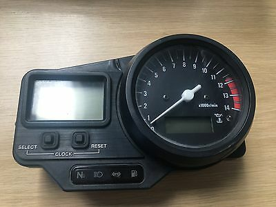 Yamaha R1 4XV Clocks